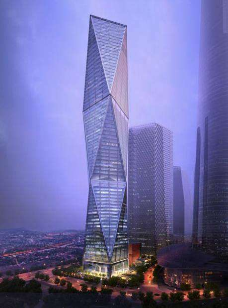 Diagonal Tower
