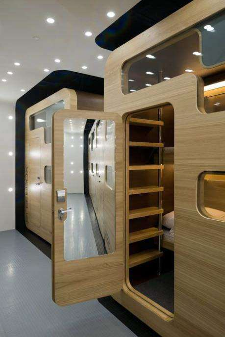Sleepbox Hotel