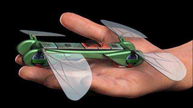 TechJect Dragonfly