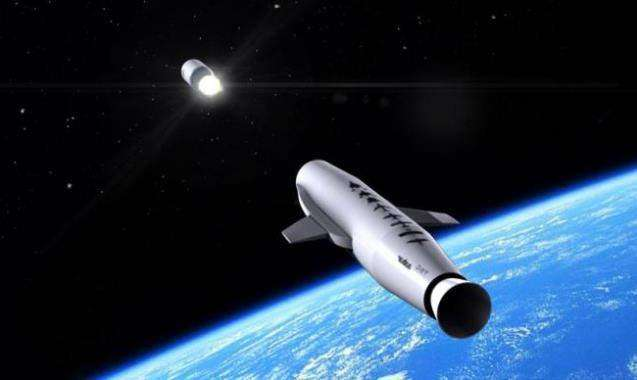 Virgin Galactic Launcher One